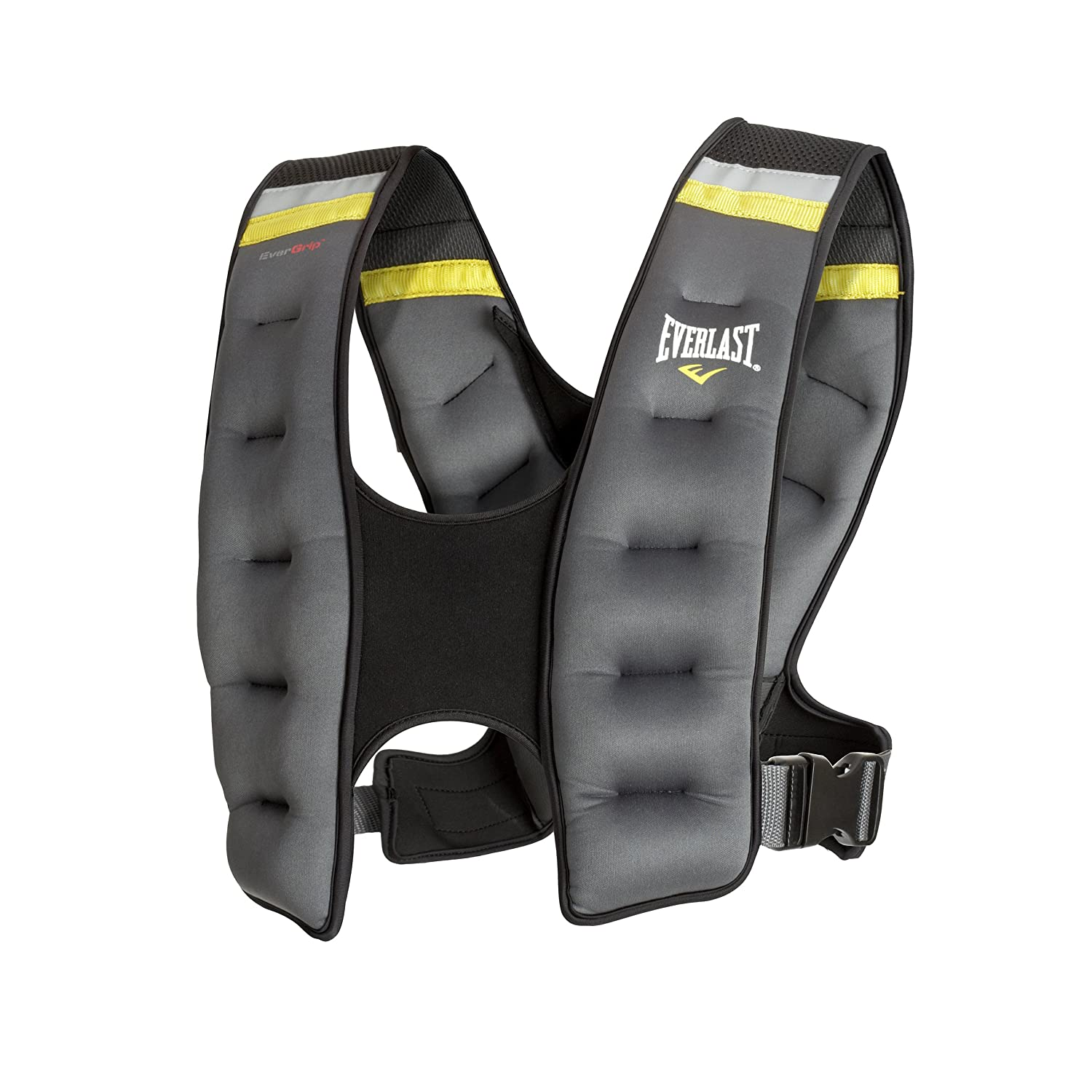 weighted vest everlast workout fitness weights exercise strength