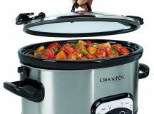 Best Slow Cookers: Crock-Pot SCCPVL605-S 6-Quart ...