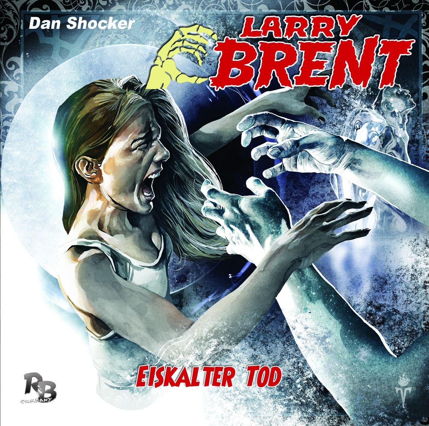 Larry Brent (14) Eiskalter Tod (R&B Company)