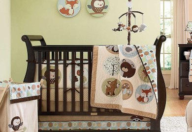 Amazon Com Owl Toddler Bedding