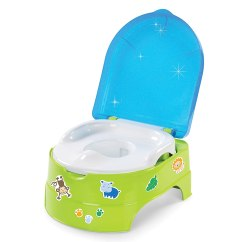 Summer Potty Chair 8 Chairs Dining Table Infant My Fun Sticker Neutral New Free