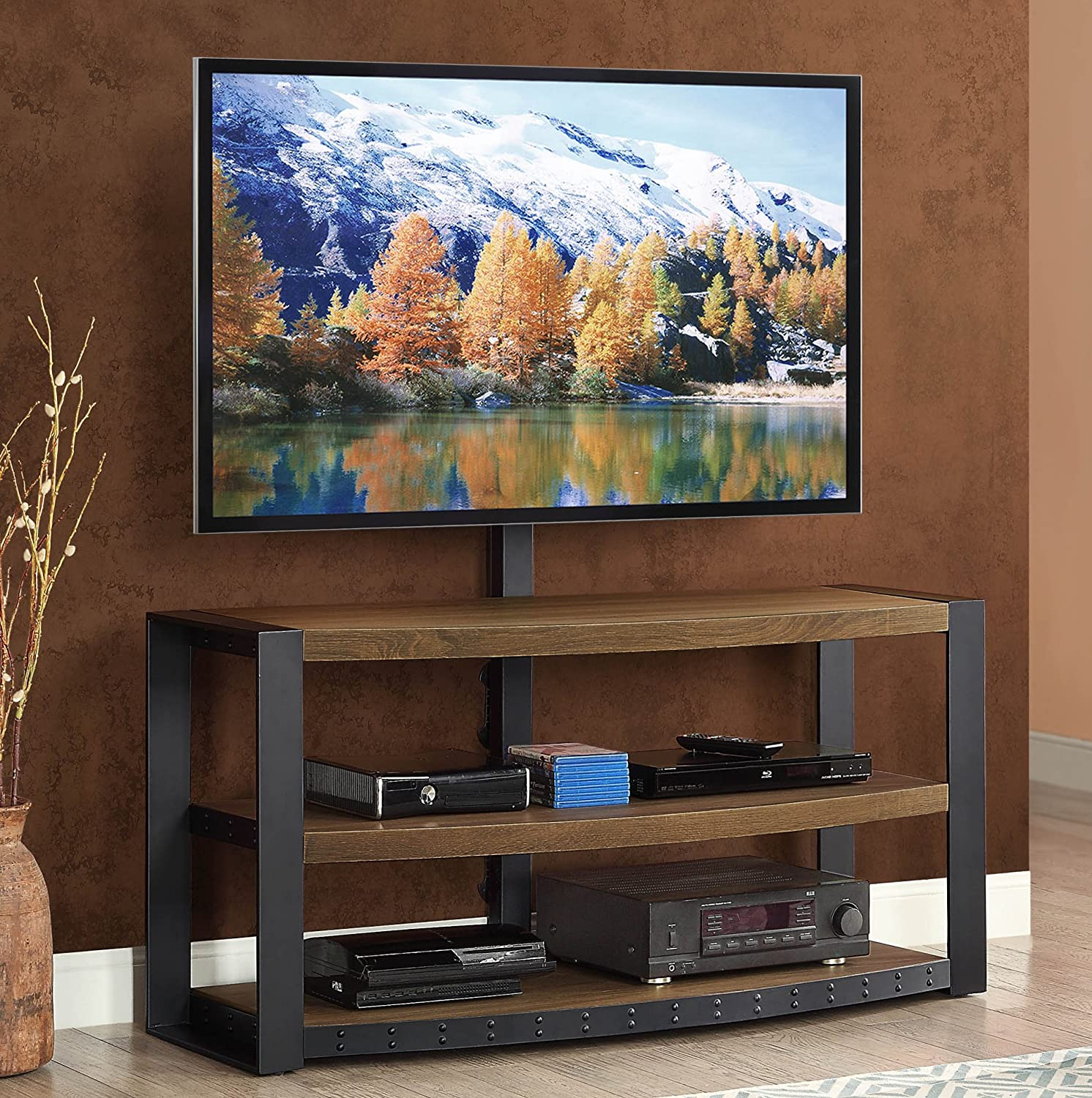 Top 10 Best TV Stands With Mount For 60 Inch Screen Reviews 2016 On Flipboard