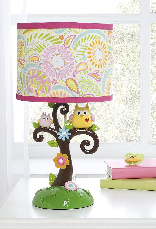 Kids Line Dena Happi Tree Lamp Base and Shade