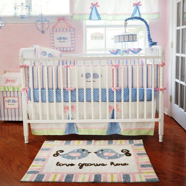 My Baby Sam Gypsy Crib Bedding – Bedding Design Ideas