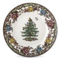 Christmas Trees Dinner Plates | Christmas Wikii