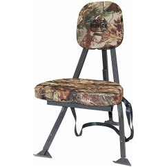 Tall Deer Blind Chairs Custom Upholstered Dining What Are The Best Swivel Hunting For Big Men