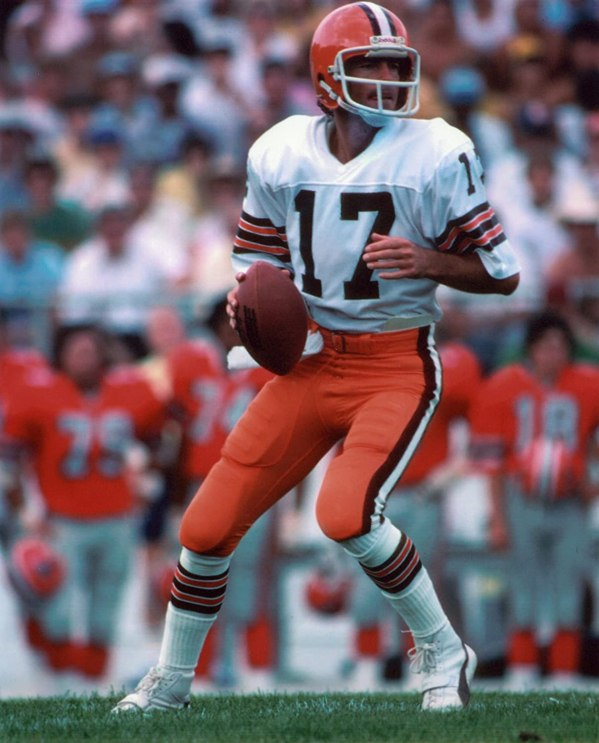 A visual history of Cleveland Browns uniforms Sporting News
