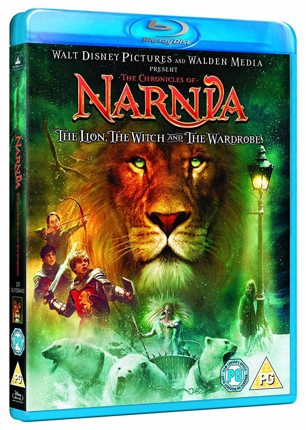 Parallax home of jesse maitland - 12 Days Of Christmas Review The Chronicles Of Narnia The Lion The Witch And The Wardrobe