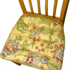 Chair Cushions With Ties French Country Old Wicker Chairs Pads Home Design And Decor Reviews