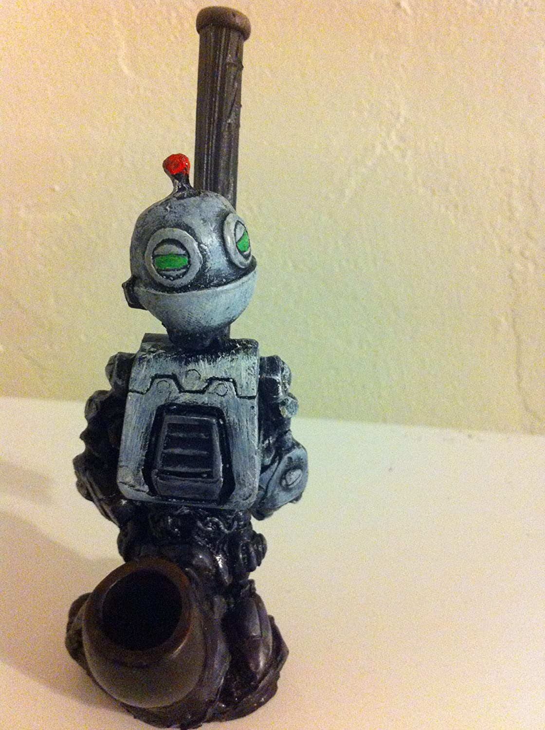 Handmade Clank Robot from Ratchet & Clank Tobacco Pipe