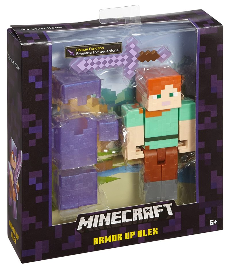 minecraft-survival-mode-armor-up-alex