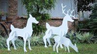 Reindeer Outdoor Yard Displays