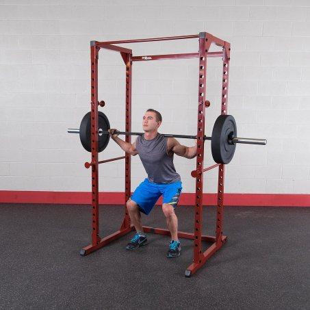 squat rack vs power rack