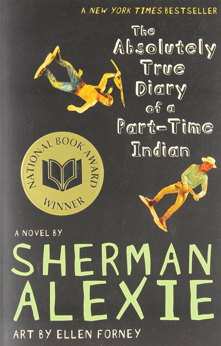 Sherman Alexie - The Absolutely True Diary of a Part-Time Indian epub book