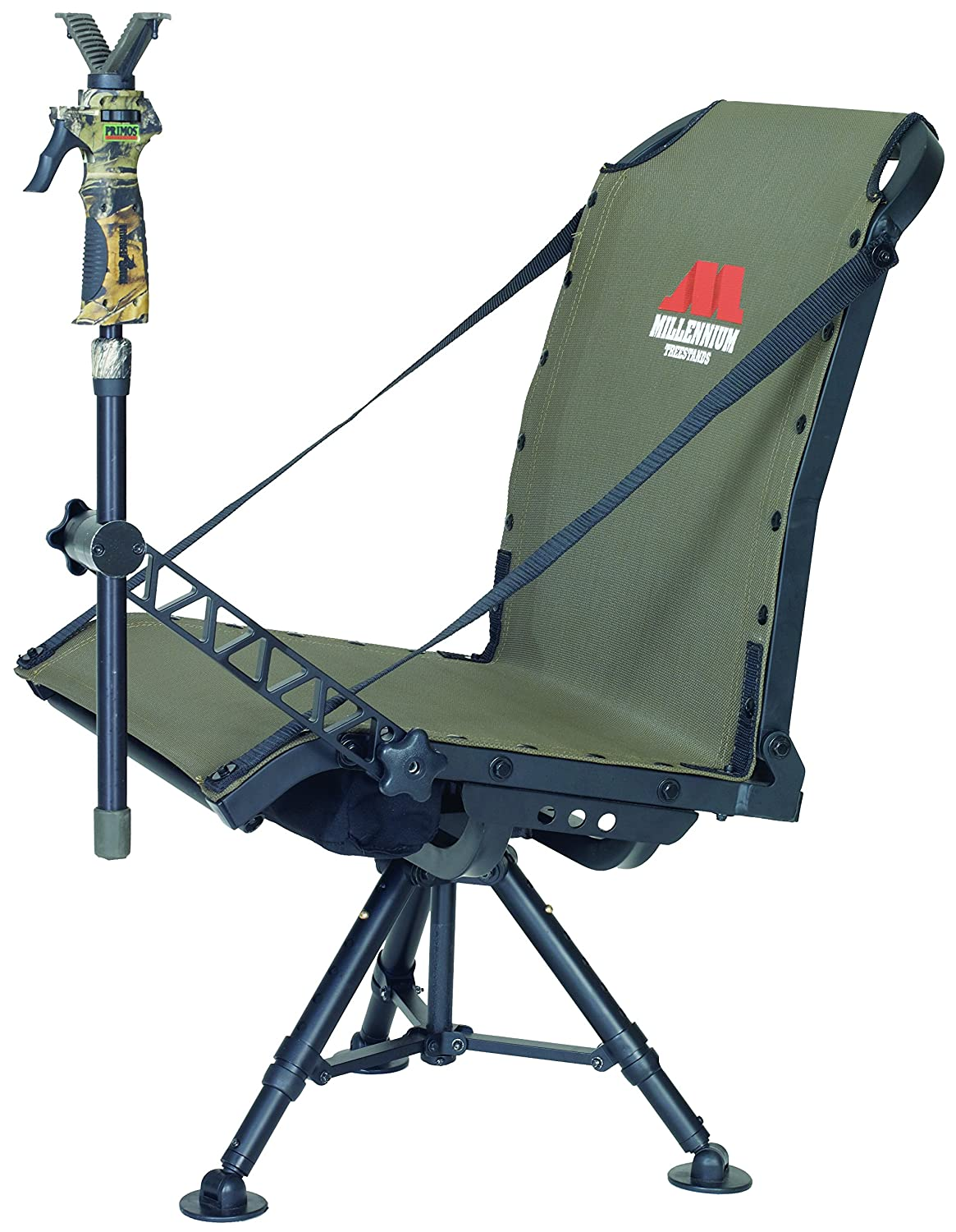 Hunting Blind Chair What Are The Best Swivel Hunting Chairs For Big Men For