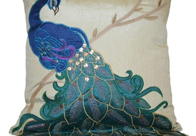 Peacock Bedroom Decor