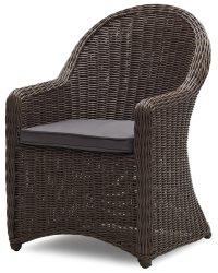 Dark Brown Wicker - Wicker Furniture