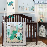 Dragon Crib Bedding Set Infant Baby Quilt Sheet Dust ...