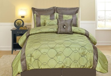 Green And Brown Comforter Sets Buy Green And Brown