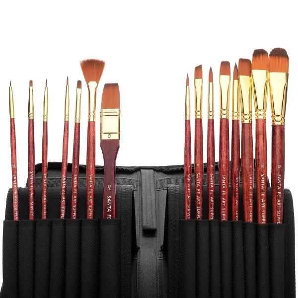 Artist Paint Brushes 2019 - Editor' Top 5 Picks &