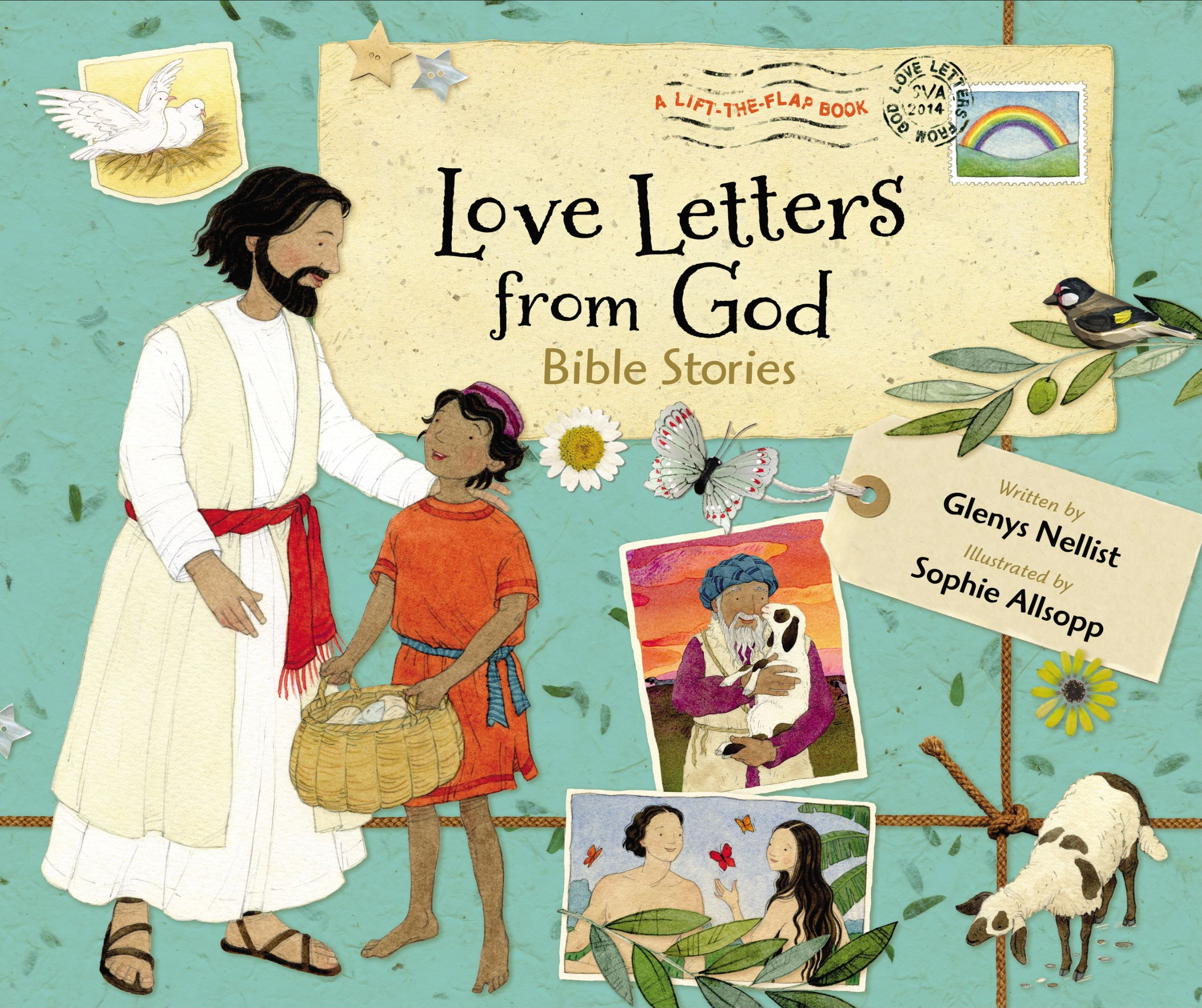 What children want: letters to God