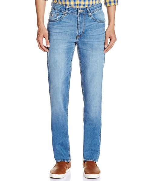 U.S.Polo.Assn. Men's Slim tapered Jeans