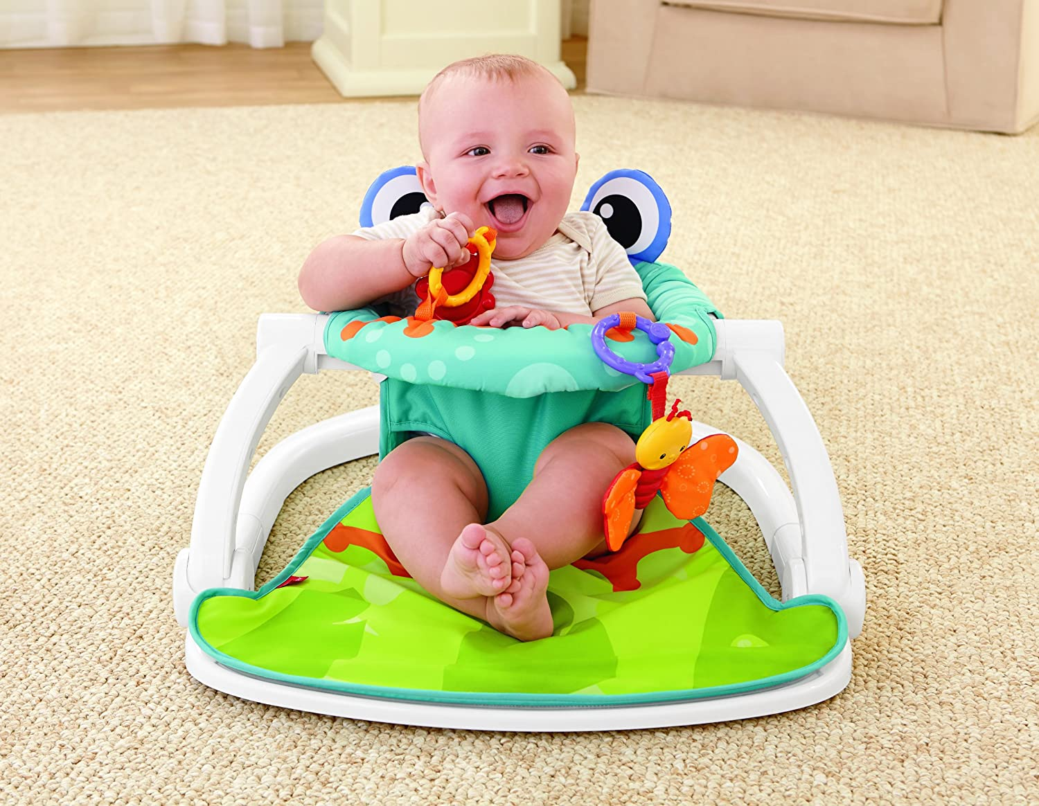 Baby Play Chair Look At This New Fp Baby Product Babycenter