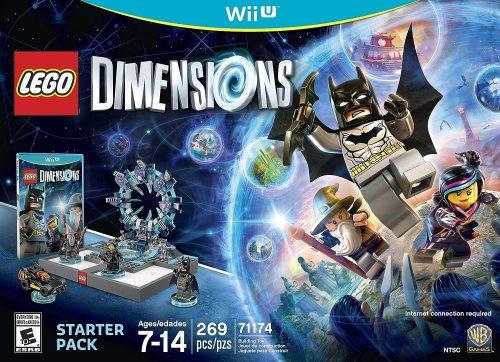 LEGO Dimensions Wii U Starter Pack