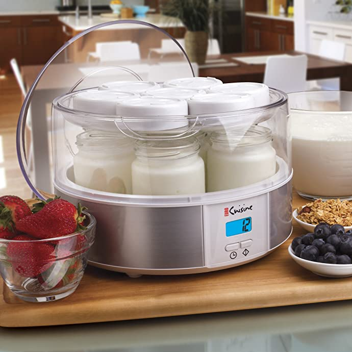 What Is The Best Yogurt Maker? 5 Top Options (2019 Edition) 12