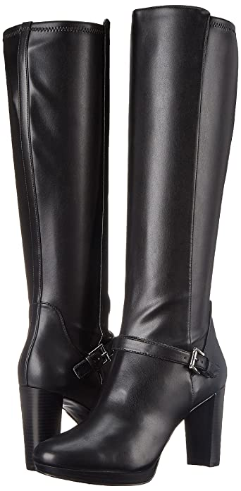 ed3b78cf6266c SUPER PRICE!* Amazon – Nine West Women's Kacie Synthetic Boot, Sizes ...