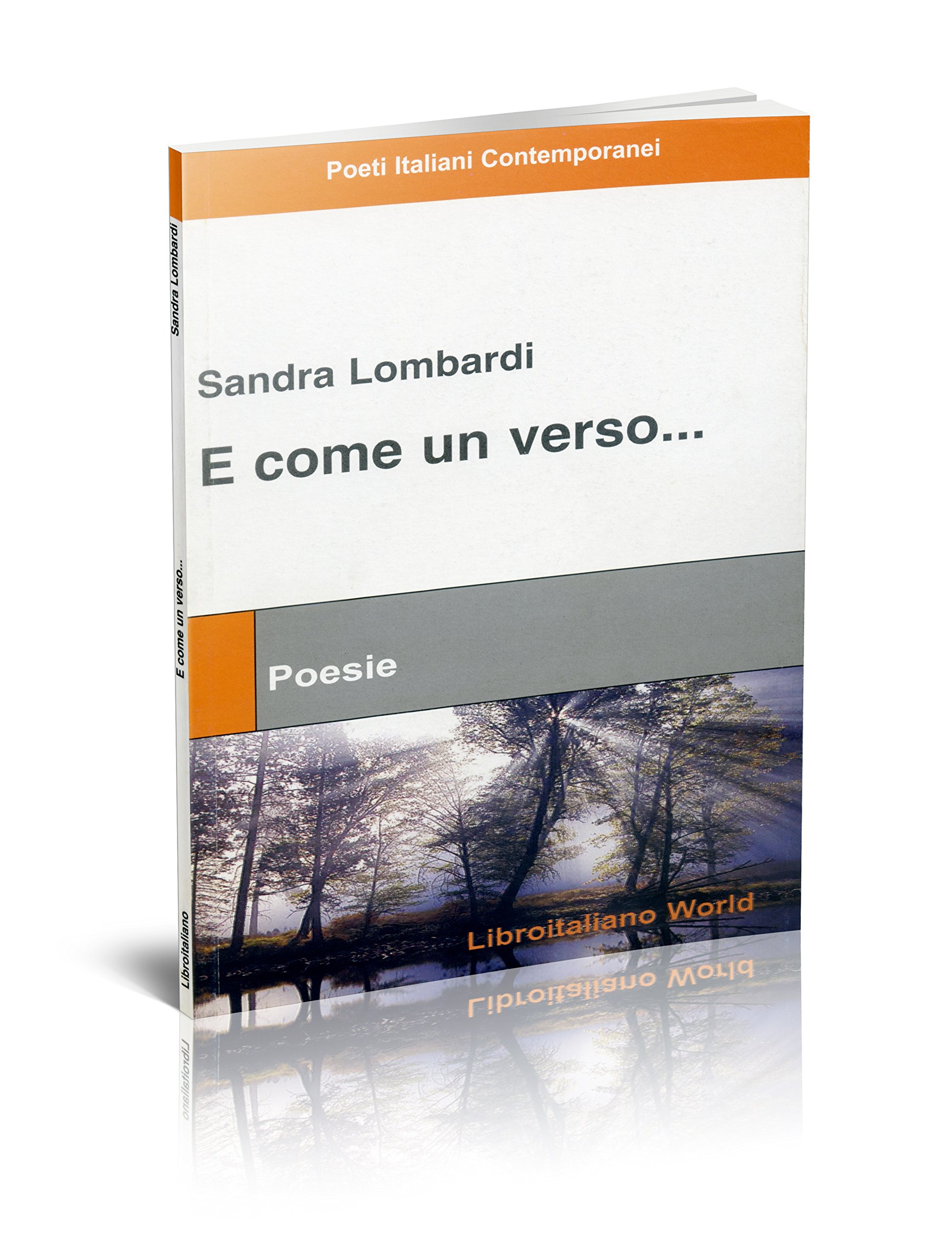 E come un verso..., Sandra Lombardi, LibroItaliano World, 2006, 64 pagine, ISBN 978-8878651920