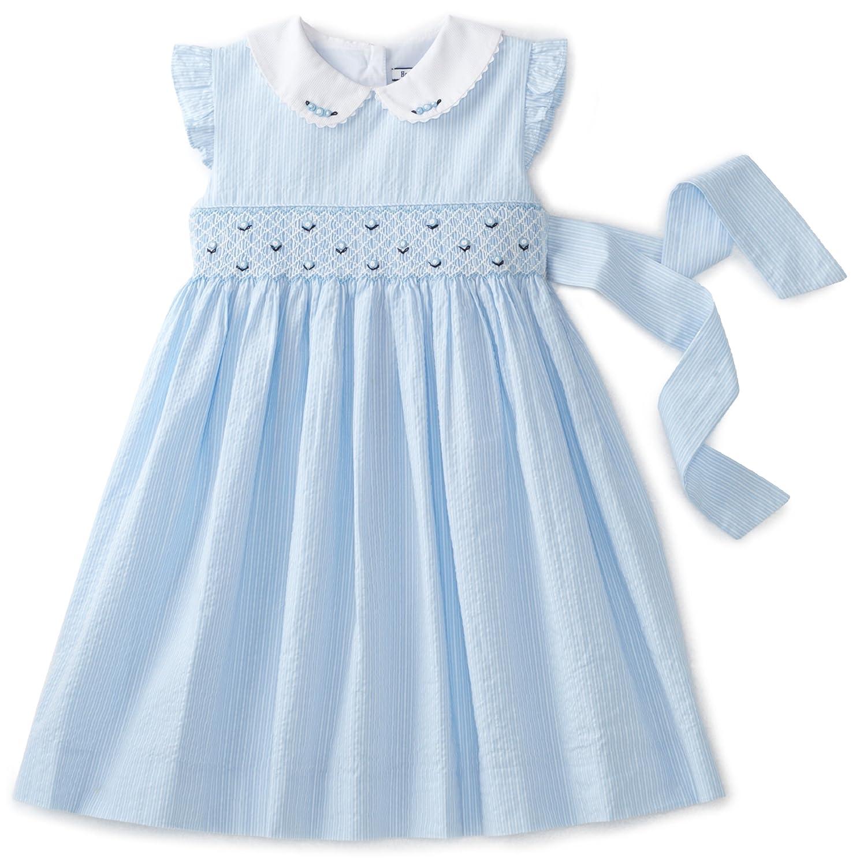 Blue Toddler Dresses