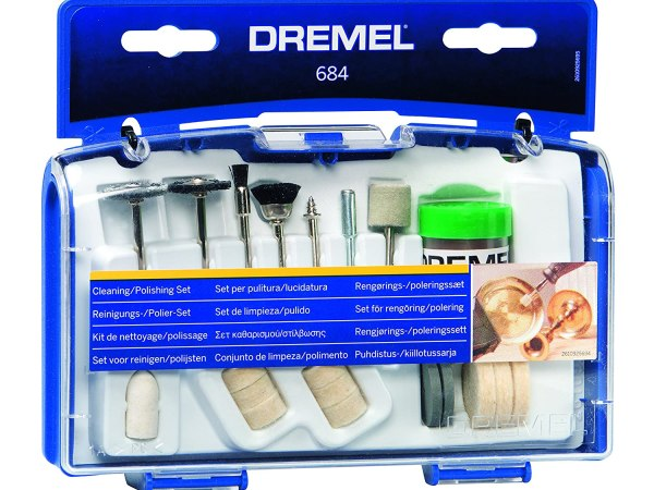 DREMEL 684 Cleaning / Polishing Set