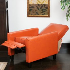 Lucas Beige Orange Leather Sofa Set Como Se Dice En Ingles Cama Recliner Club Chair Furniturendecor