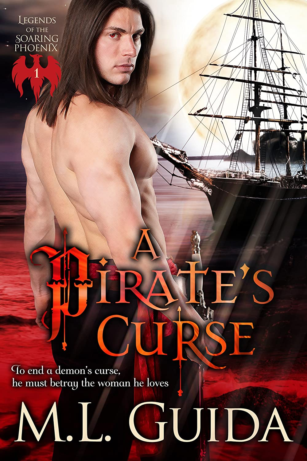 a pirate's curse by ml guida