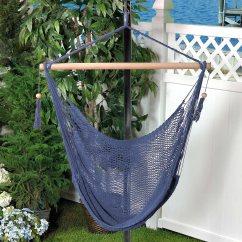 Hammock Chair Amazon Restoration Hardware Dining Chairs Bliss Island Rope New Free Shipping Ebay