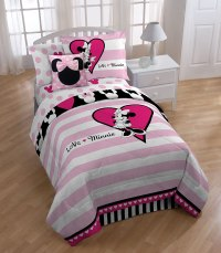 Minnie Mouse Bedding For Your Cute Toddler!