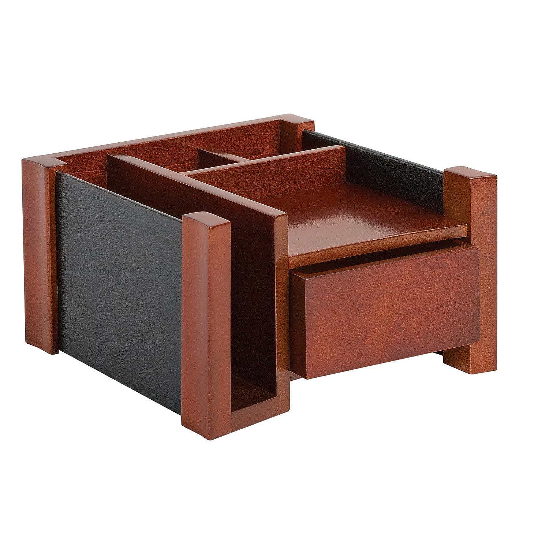 Desk Top Organize File Sorter Storage Drawer 3 compartment