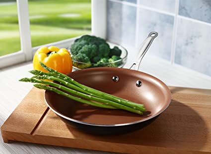 Best Red Copper Pan Reviews: The Top 5 Choices Of 2019 1