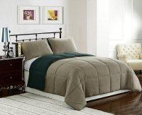 Sage, Olive and Hunter Green Bedroom Decorating Ideas | Seekyt