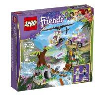 Amazon: LEGO Friends Jungle Bridge Rescue Building Set ...