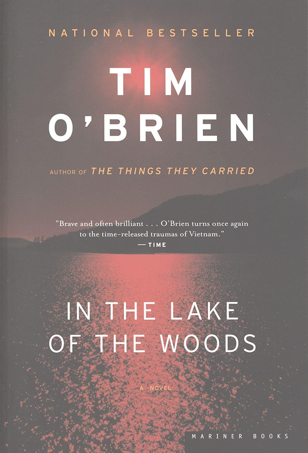 an discussion about the works of tim obrien an american contemporary novelist