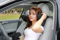 Car headrest pillow, Car Neck Pillow Memory Foam With ...