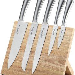 Good Kitchen Knife Set Lowes Kitchens Designs Utopia 6 Piece Best Durable