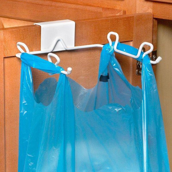 Spectrum Design 65400 Over-cabinet Door Trash Bag