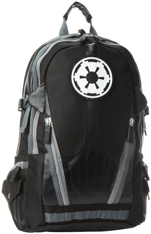 Bioworld Big Boys' Star Wars Galactic Empire Icon Backpack
