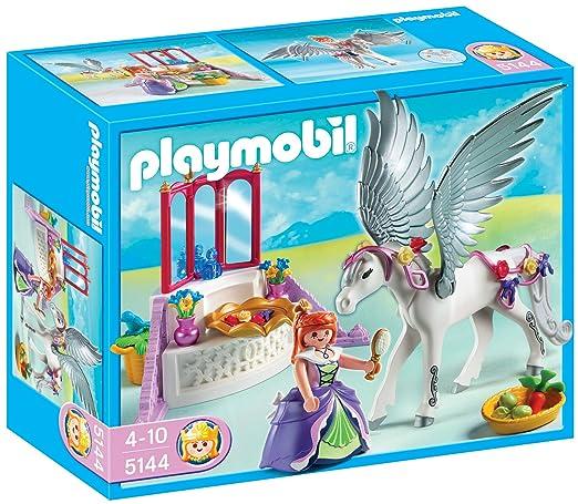 PLAYMOBIL Pegasus with Princess and Vanity