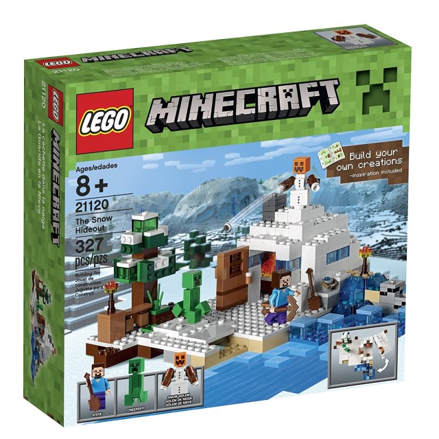 minecraft-lego-snow-hideout-hot-holiday-toys-2015
