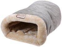 Armarkat Safe And Warm Burrow Pet, Cat Beds, Faux Suede ...