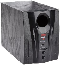 Buy Intex IT-2655 DigiPlus 4.1 Channel Multimedia Speakers At Rs 1,670 Only @ Amazon